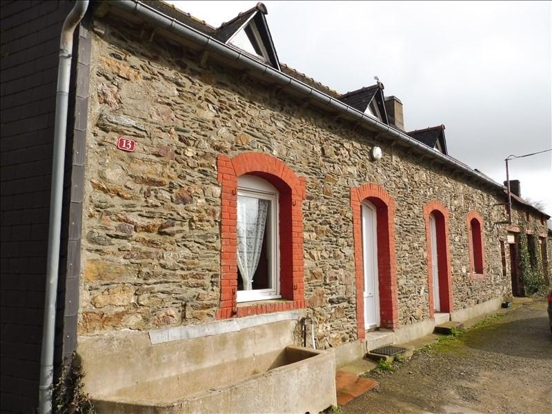 Vente maison / villa Merleac 73000€ - Photo 1