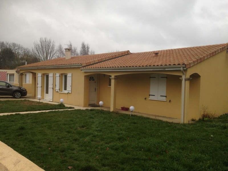 Location maison / villa Dienne 750€ +CH - Photo 1