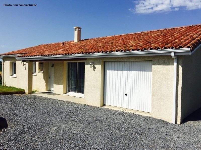 Maison  4 pièces + Terrain 900 m² Soual par MAISONS-VDL