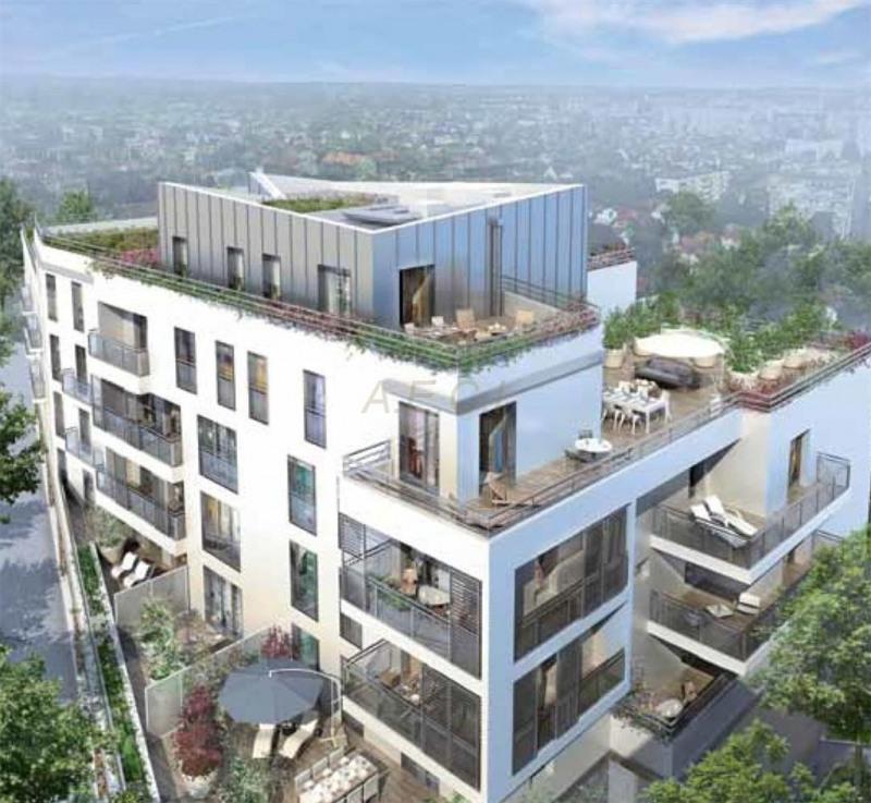 Sale apartment Rueil malmaison 540000€ - Picture 2