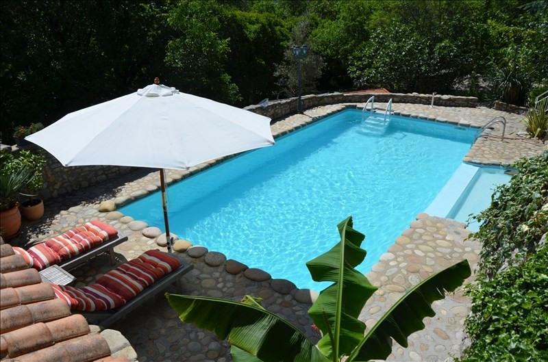 Vente maison / villa Chauzon 371500€ - Photo 2