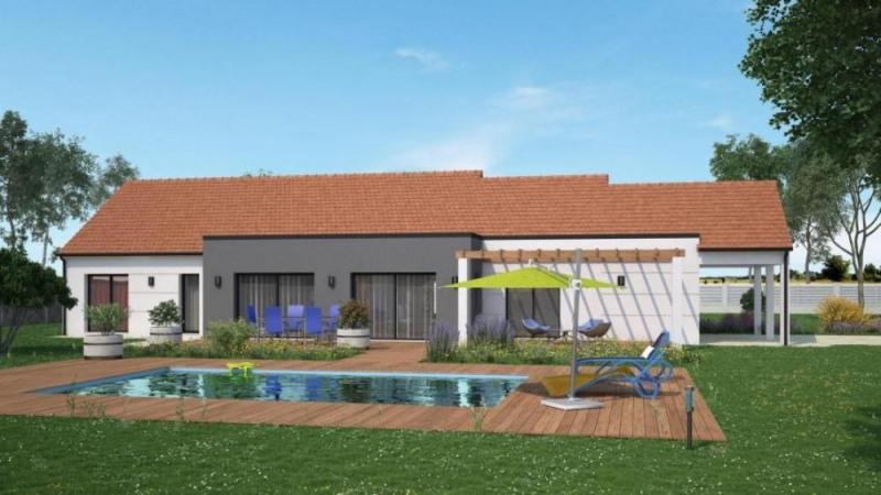 Maison  5 pièces + Terrain 1120 m² Saint-Martin-d'Abbat par maisons ericlor