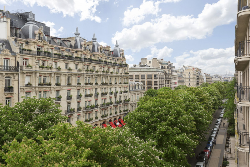 Paris VIIIe - Avenue Montaigne