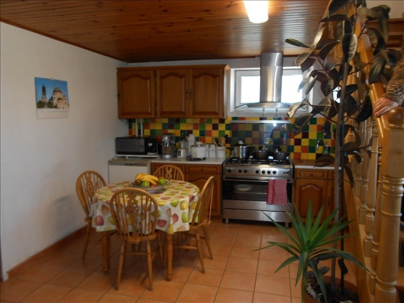 Sale house / villa Loulay 159500€ - Picture 7