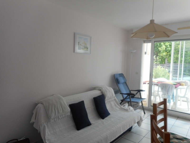 Sale apartment St palais sur mer 170 000€ - Picture 1