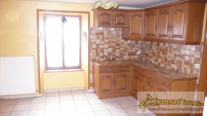 Sale house / villa La chapelle agnon 97650€ - Picture 3
