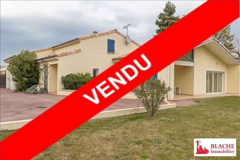 Vente maison / villa Saulce sur rhone 296000€ - Photo 1
