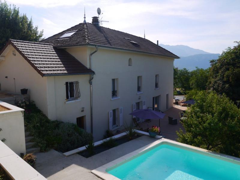 Vente maison / villa Voiron 370000€ - Photo 2