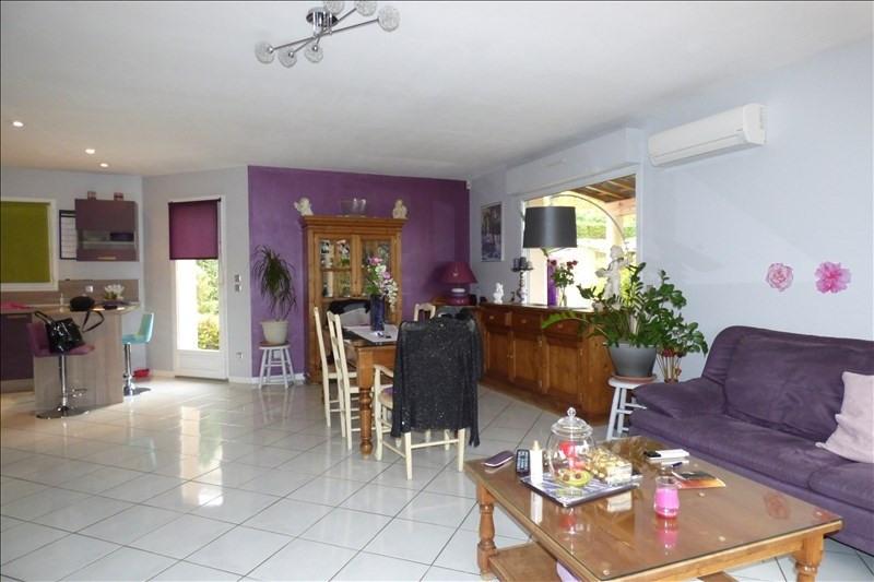 Vente maison / villa Mours st eusebe 330000€ - Photo 3