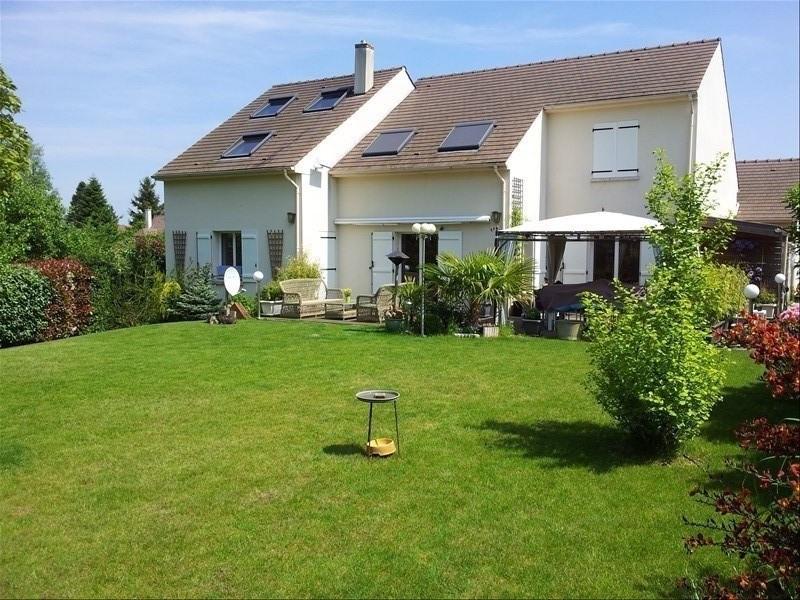 Revenda casa Morainvilliers 842000€ - Fotografia 1