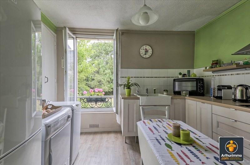 Investment property apartment Villeneuve st georges 103000€ - Picture 4