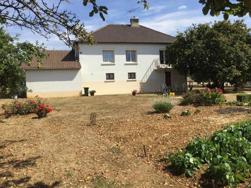 Vente maison / villa Roches premarie andille 162500€ -  2