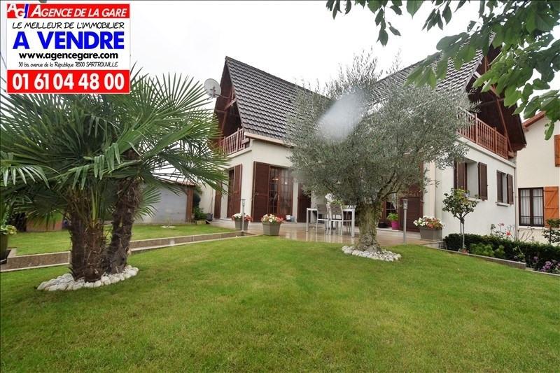 Revenda casa Montesson 585000€ - Fotografia 1