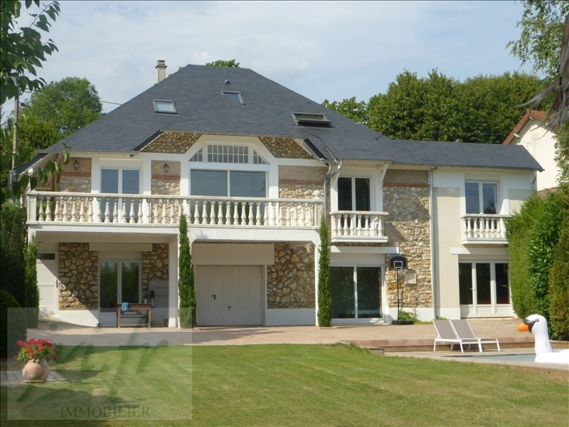 Vente de prestige maison / villa Montmorency 1275000€ - Photo 4