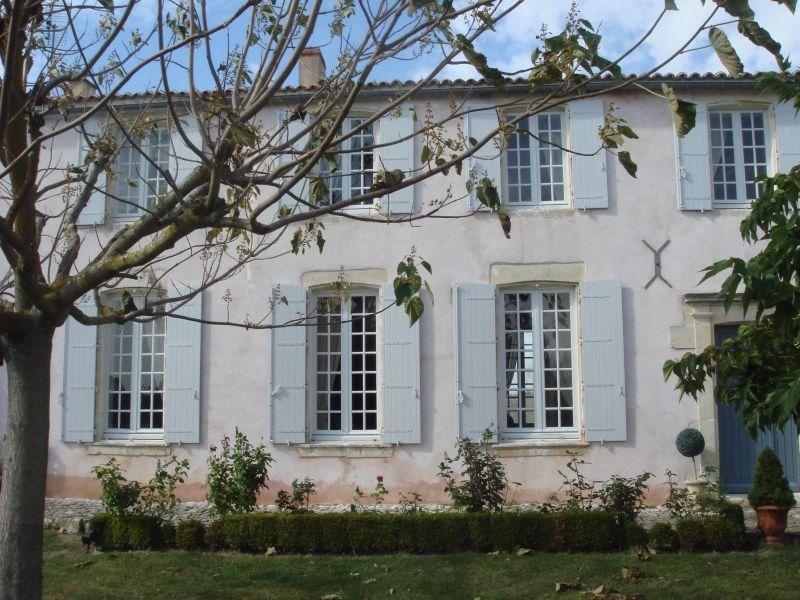 Vente maison / villa 12mn la rochelle 500000€ - Photo 2