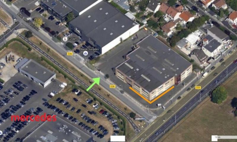 Location Local d'activités / Entrepôt Stains 0