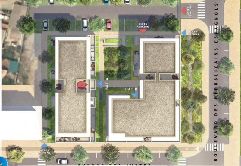 Sale apartment Frontignan 103500€ - Picture 2