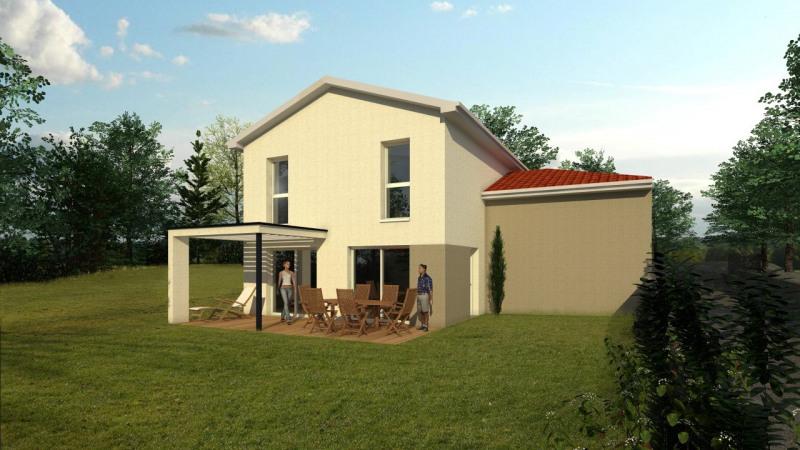 Maison  5 pièces + Terrain 640 m² Grézieu-la-Varenne par GROUPE ALAIN METRAL