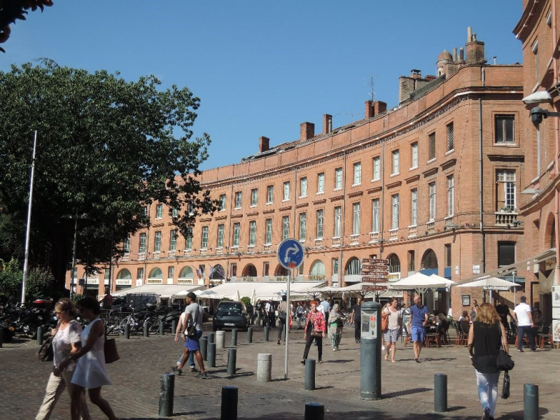 Sale apartment Toulouse 624 000€ - Picture 1
