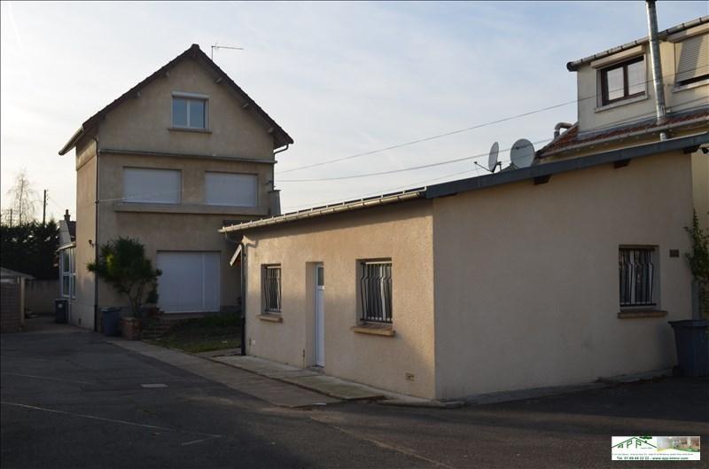 Rental apartment Montgeron 495€ CC - Picture 1