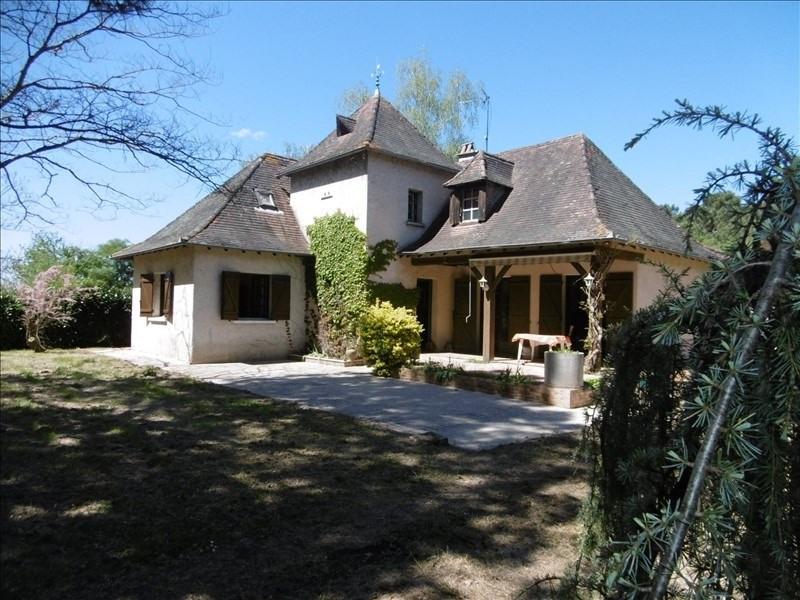 Sale house / villa St martial d artenset 210000€ - Picture 1