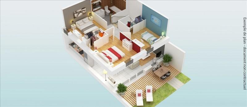 Vente maison / villa Blagnac 267000€ - Photo 2