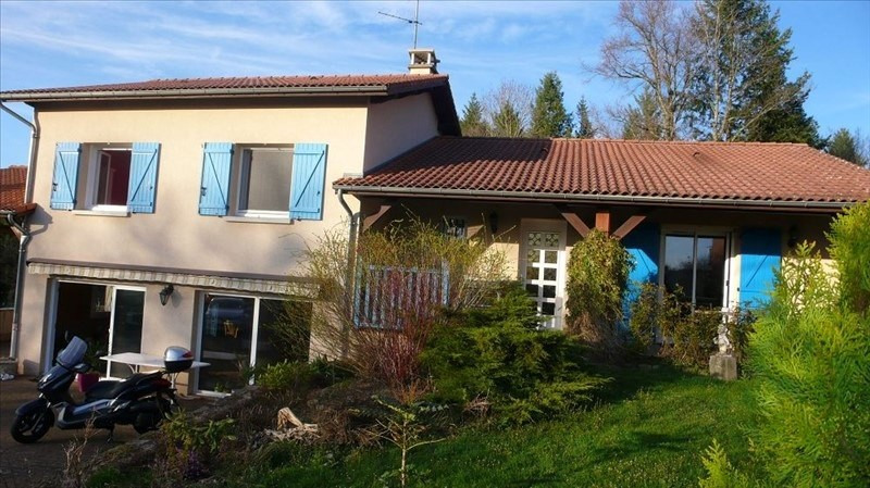 Vente maison / villa Courpiere 222600€ - Photo 1