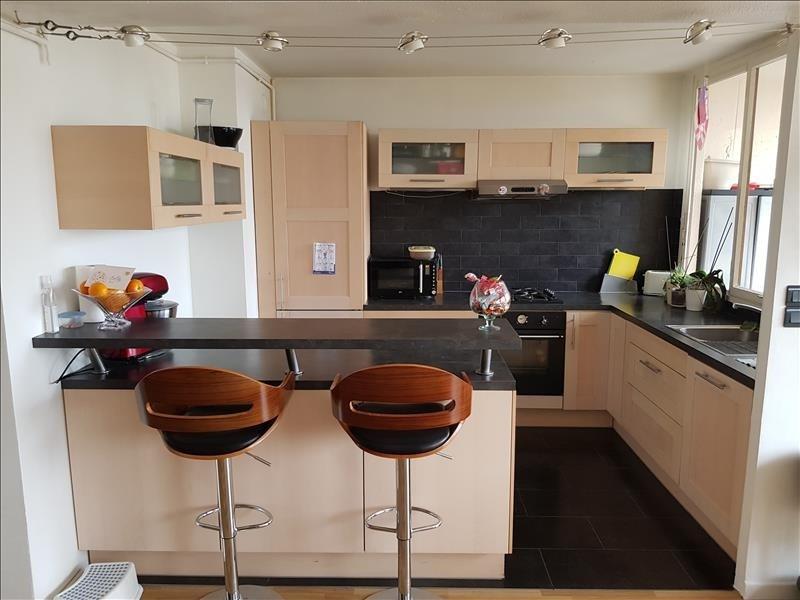 Sale apartment Meudon la foret 281000€ - Picture 3