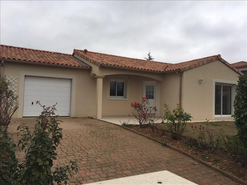 Vente maison / villa Poitiers 259000€ -  2