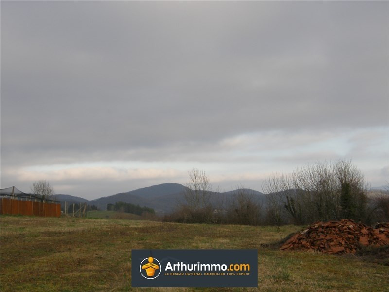 Vente terrain Belley 46 000€ - Photo 4