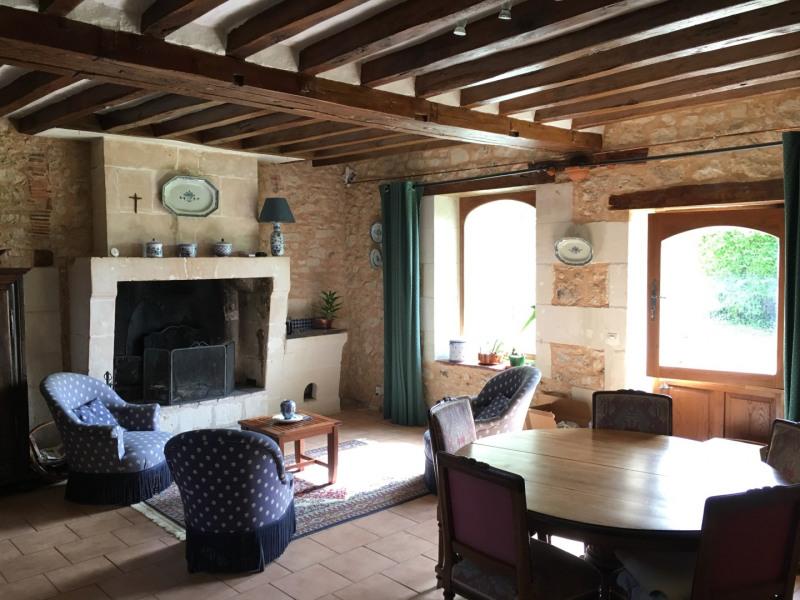 Sale house / villa Saint-quentin-sur-indrois 252000€ - Picture 7