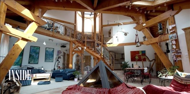 Vente de prestige maison / villa Sergy 1450000€ - Photo 1