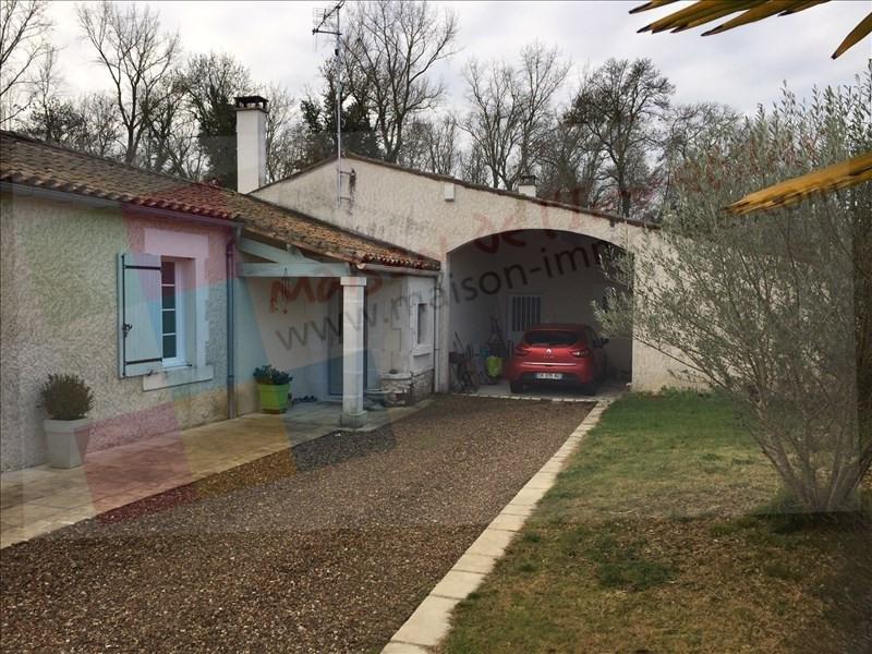 Vente maison / villa Bourg charente 214000€ - Photo 1