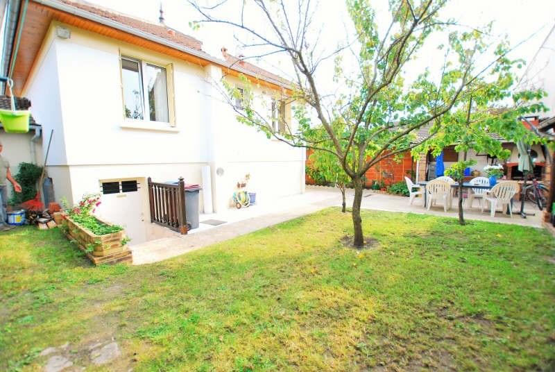 Vente maison / villa Bezons 380000€ - Photo 1