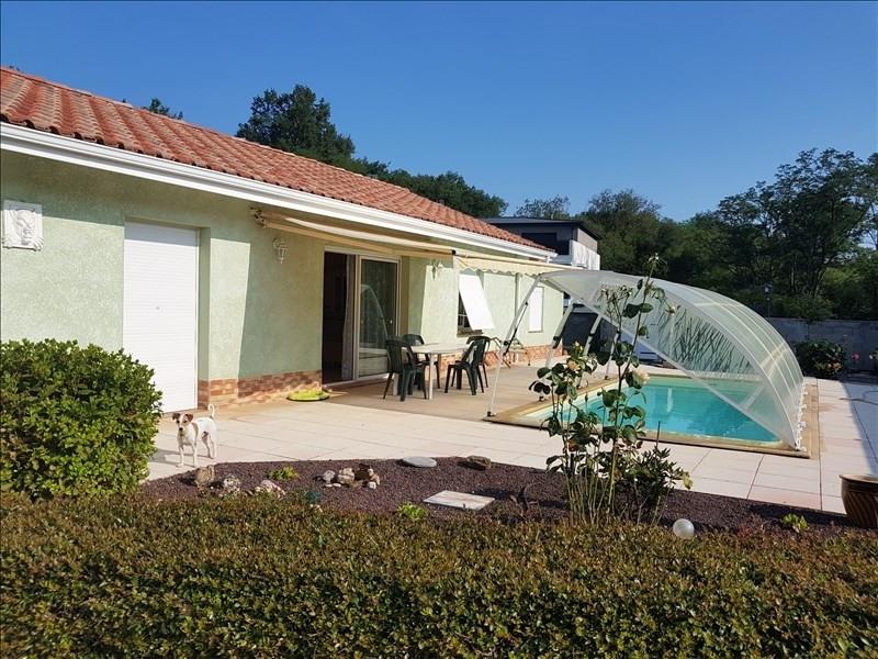 Vente maison / villa Parempuyre 367000€ - Photo 1