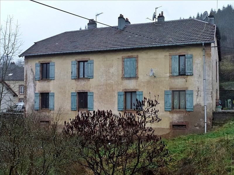 Sale building Senones 69000€ - Picture 1