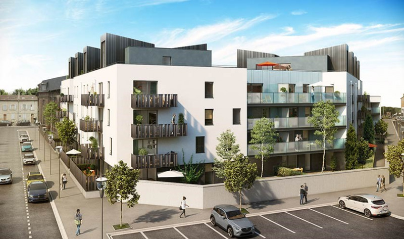 Achat appartement 3 pi ces nancy appartement neuf f3 t3 for Achat logement neuf
