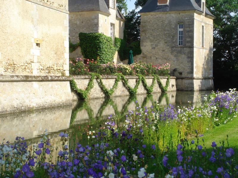 Revenda residencial de prestígio castelo Semblancay 3300000€ - Fotografia 9