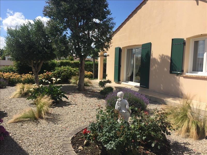Vente maison / villa St vincent sur jard 320000€ - Photo 8