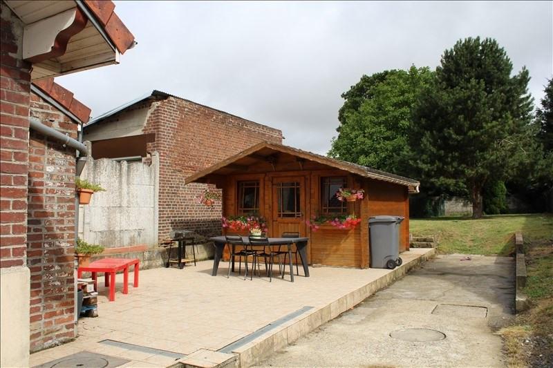Vente maison / villa Bertincourt 76000€ - Photo 2