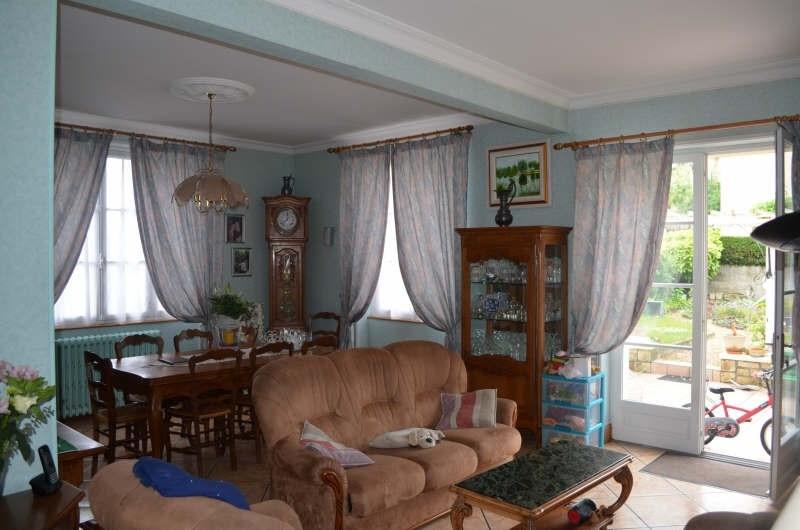 Vente maison / villa Le mêle sur sarthe 175000€ - Photo 2