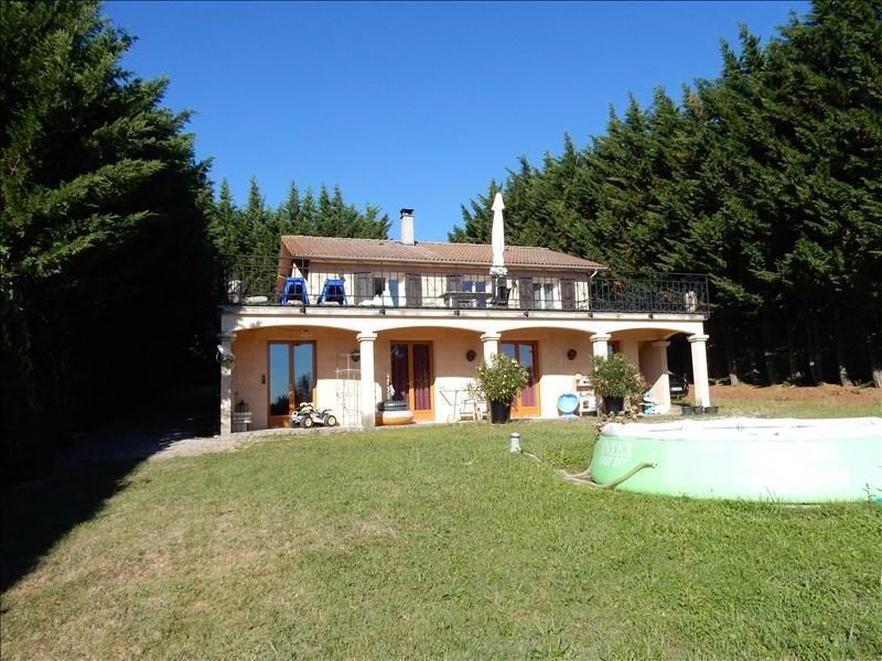 Vente maison / villa Montseveroux 278000€ - Photo 1
