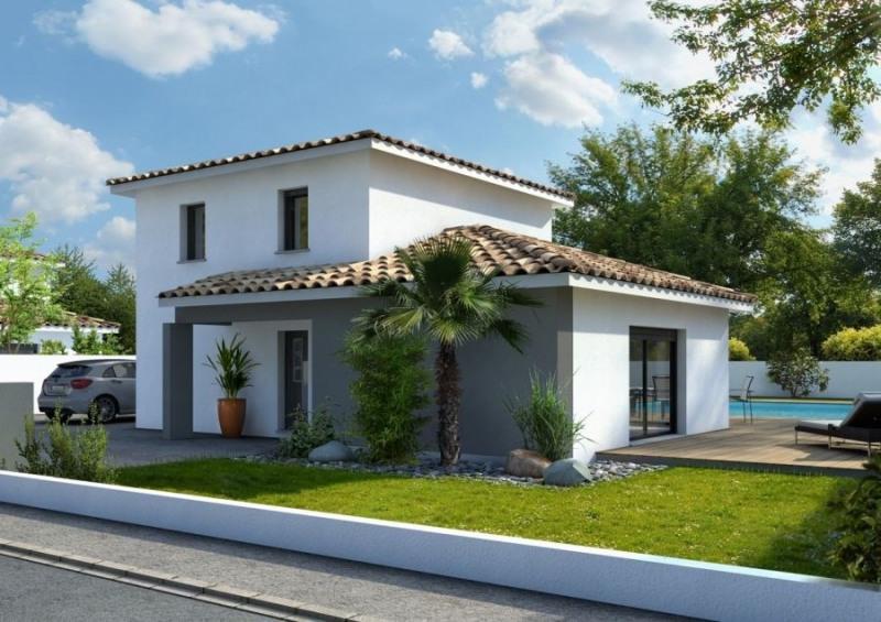 Maison  4 pièces + Terrain 327 m² Saint-Thibéry par ZIGLIANI BATISSEUR - AGENCE DE CLERMONT L'HERAULT