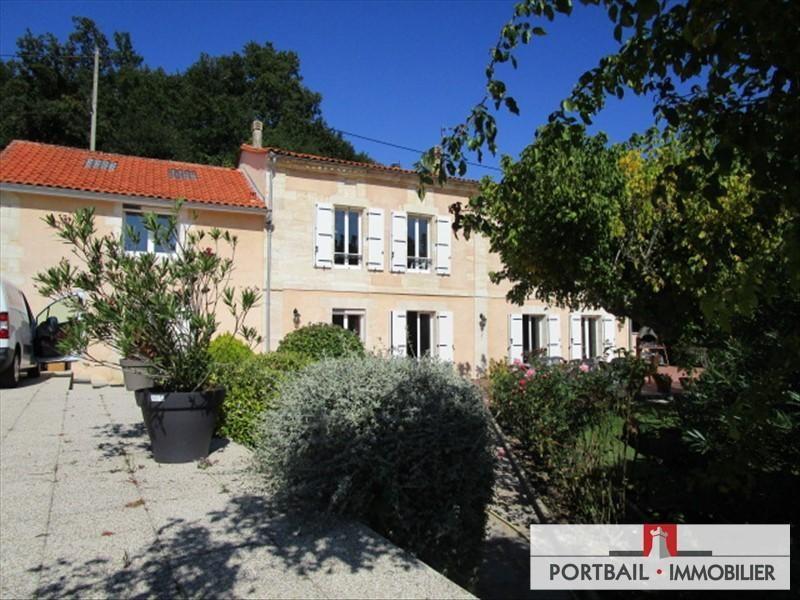 Sale house / villa Bourg 413000€ - Picture 1
