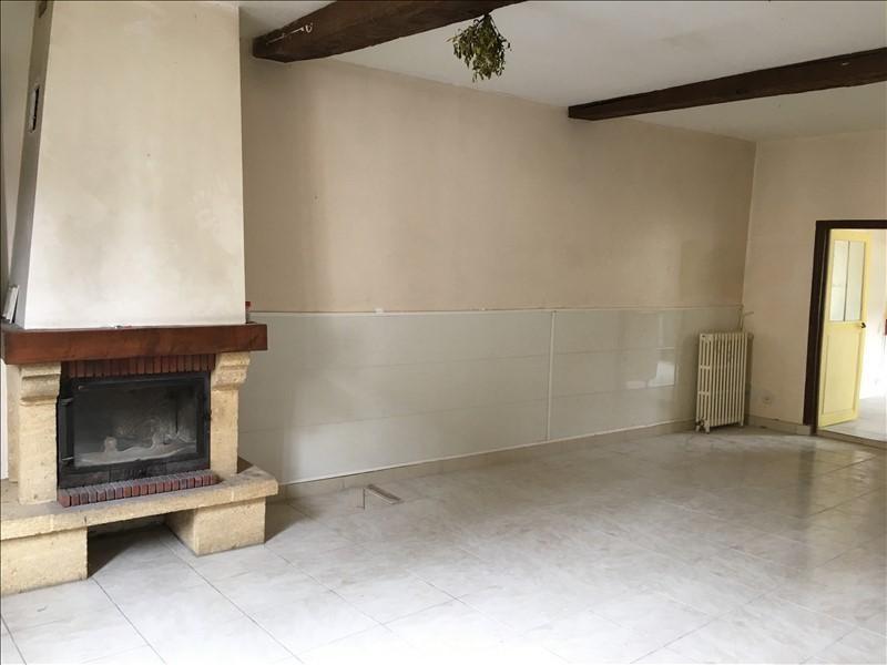 Vente maison / villa Villeneuve l archeveque 87000€ - Photo 2