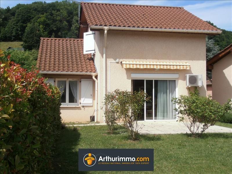 Sale house / villa St clair de la tour 178000€ - Picture 1