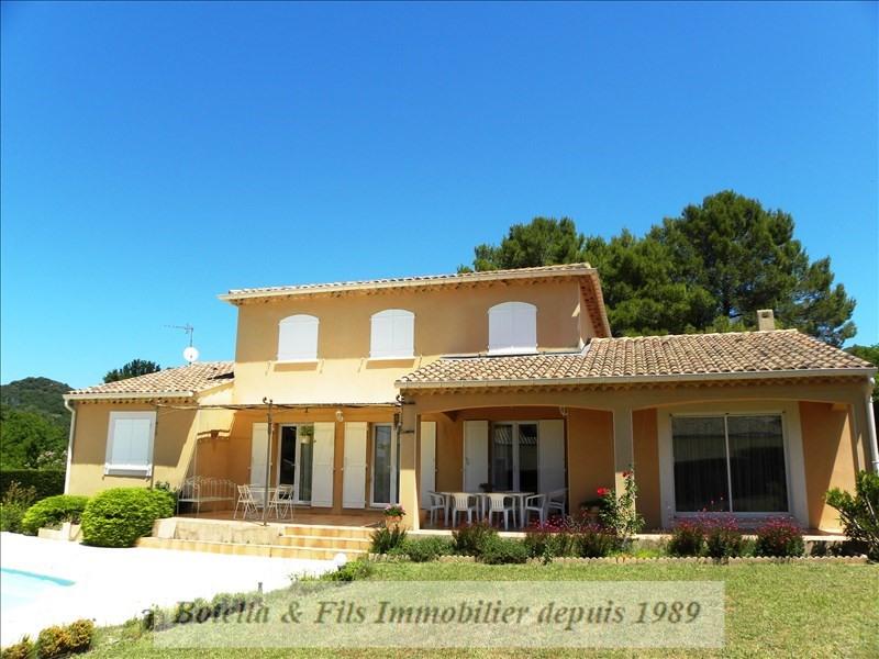Vente maison / villa Goudargues 456000€ - Photo 4
