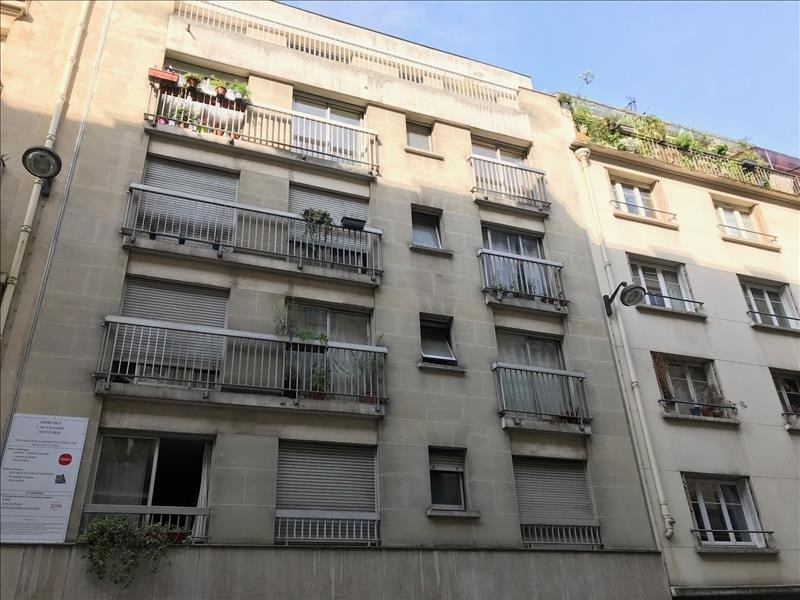 Sale apartment Paris 19ème 360 000€ - Picture 1