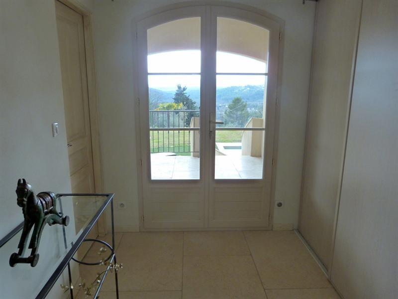 Venta de prestigio  casa Seillans 1050000€ - Fotografía 5