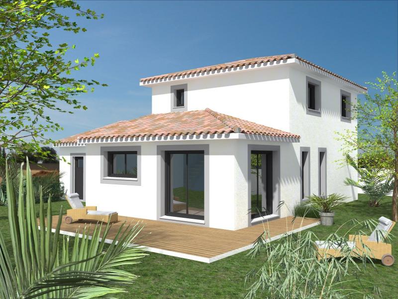 Maison  5 pièces + Terrain 690 m² Murviel-Lès-Montpellier par Domitia Construction